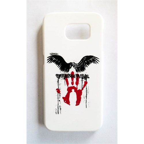 Köstebek Samsung S6 Supernatural - Wings Telefon Kılıfı