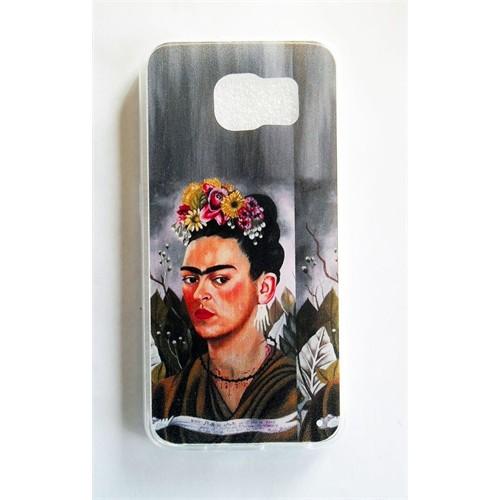 Köstebek Samsung S6 Frida Kahlo Telefon Kılıfı