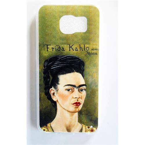 Köstebek Samsung S6 Frida Kahlo - Mexico Telefon Kılıfı