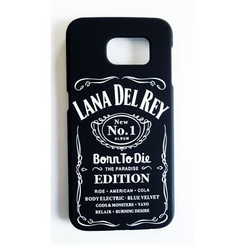 Köstebek Samsung S6 Lana Del Rey - Born To Die Telefon Kılıfı
