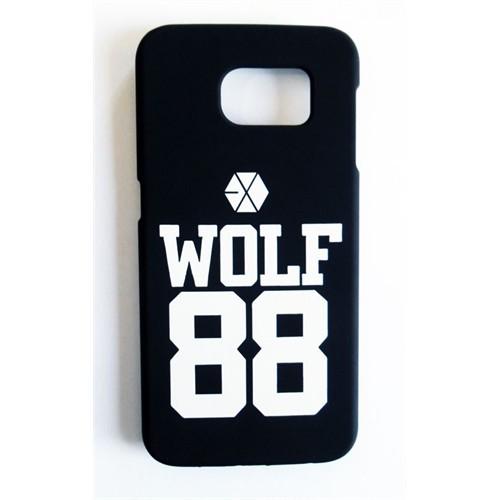 Köstebek Samsung S6 Exo - Wolf 88 Telefon Kılıfı