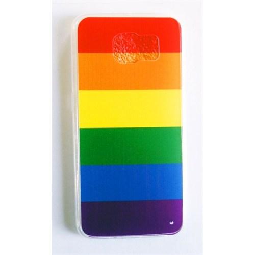 Köstebek Samsung S6 Lgbt - Rainbow Telefon Kılıfı