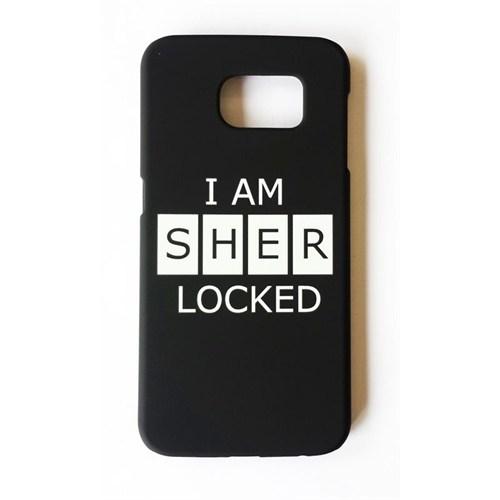 Köstebek I Sher Locked Samsung S6 Telefon Kılıfı