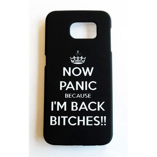 Köstebek Pretty Little Liars - Now Panic Beacuse I'm Back Samsung S6 Telefon Kılıfı