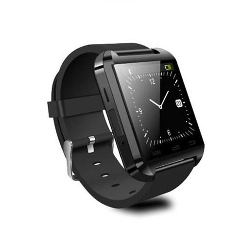 Smart Watch An-9906 Wireless Akıllı Saat Siyah