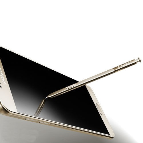 Kılıfshop Samsung Galaxy Note 5 Orijinal S Pen (Gold)