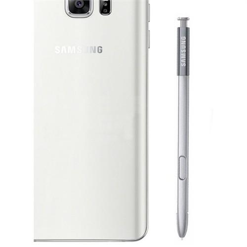 Kılıfshop Samsung Galaxy Note 5 Orijinal S Pen (Gümüş)
