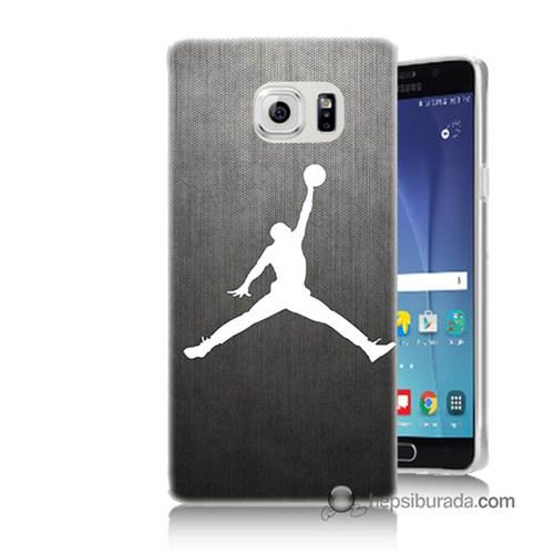 Teknomeg Samsung Galaxy Note 5 Kapak Kılıf Nba Baskılı Silikon