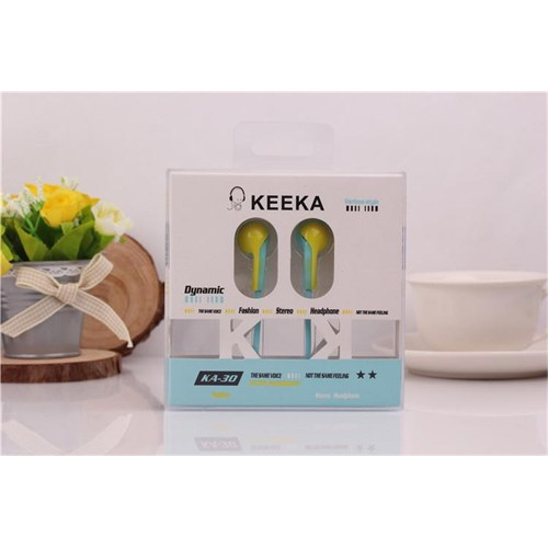 Keeka Ka-30 3.5 Jack Universal Kulaklık