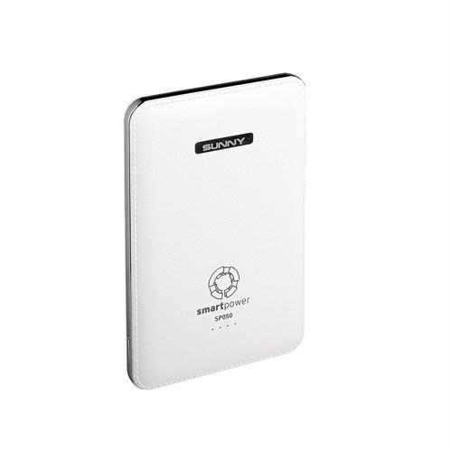 Sunny SP050 5000 mAh Taşınabilir Şarj Cihazı Beyaz - SP050W