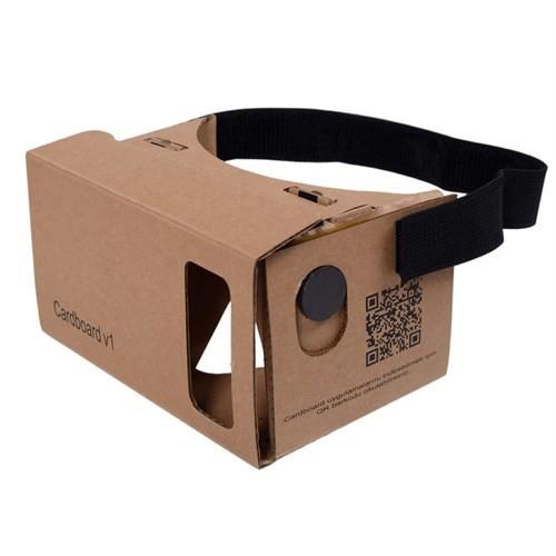 Calibrex Google Cardboard Vr 3D Sanal Gerçeklik Gözlüğü