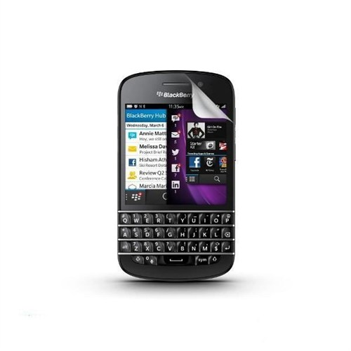 Teleplus Blackberry Q10 Ekran Koruyucu Film