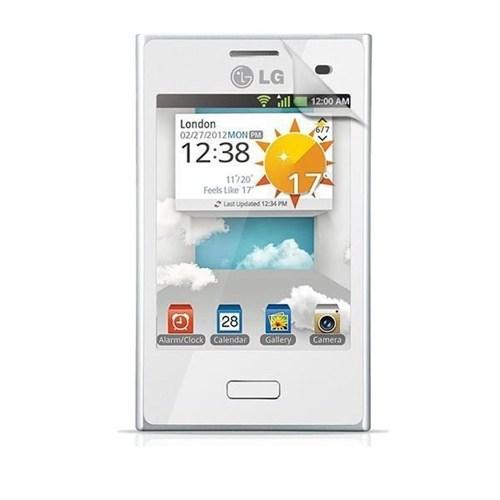 Teleplus Lg E400 Optimus L3 Ekran Koruyucu