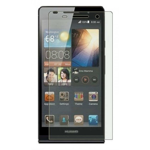 Teleplus Huawei Ascend P6 Şeffaf Ekran Koruyucu Film