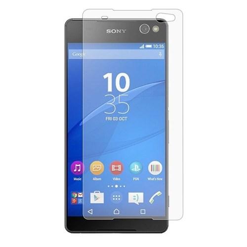 Teleplus Sony Xperia C5 Ultra Şeffaf Ekran Koruyucu