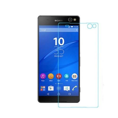 Teleplus Sony Xperia C5 Ultra Temperli Kırılmaz Cam Ekran Koruyucu
