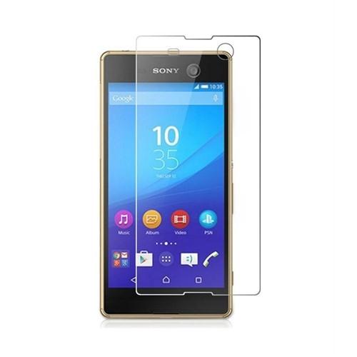 Teleplus Sony Xperia M5 Temperli Kırılmaz Cam Ekran Koruyucu