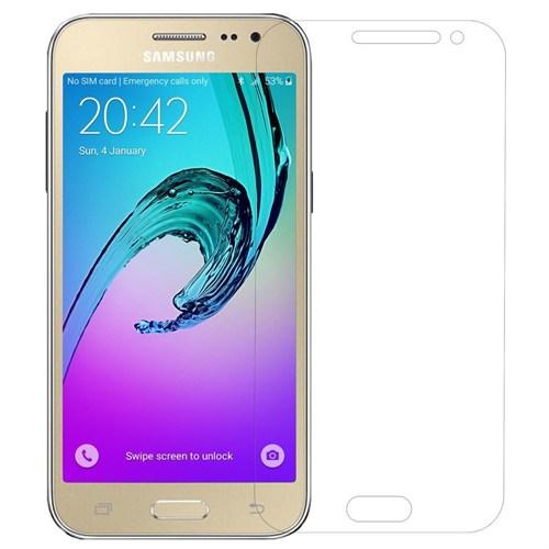 Teleplus Samsung Galaxy J2 Şeffaf Ekran Koruyucu