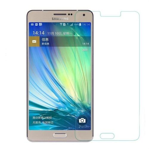 Teleplus Samsung Galaxy A8 Plastik Ve Cam Karışımı Kırılmaz Ekran Koruyucu