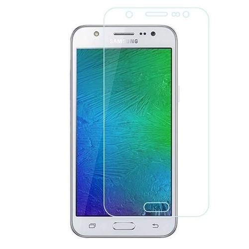 Teleplus Samsung Galaxy J5 Plastik Ve Cam Karışımı Kırılmaz Ekran Koruyucu
