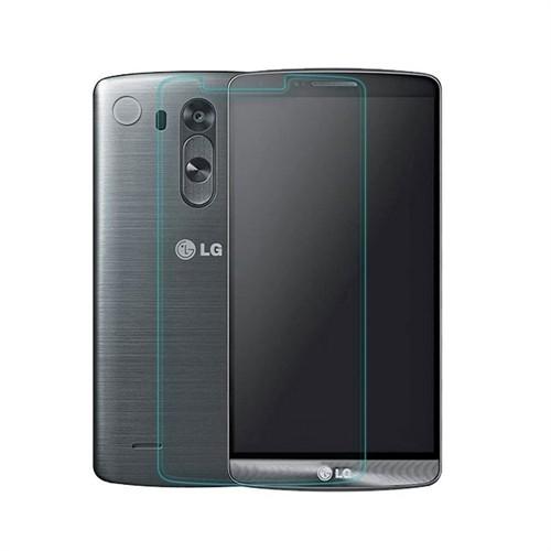 Teleplus Lg G3 Plastik Ve Cam Karışımı Kırılmaz Ekran Koruyucu
