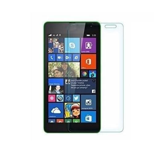 Teleplus Microsoft Lumia 535 Temperli Kırılmaz Cam Ekran Koruyucu