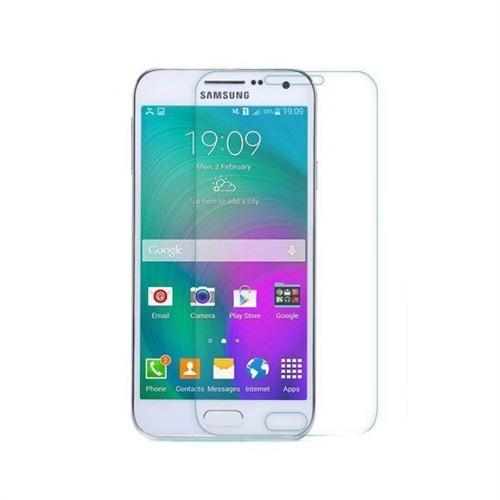 Teleplus Samsung Galaxy E7 Plastik Ve Cam Karışımı Kırılmaz Ekran Koruyucu