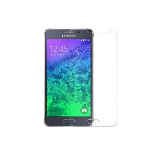 Teleplus Samsung Galaxy Alpha Cam Ekran Koruyucu Film