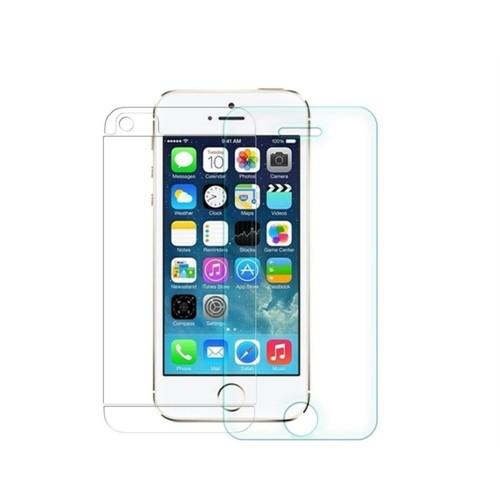 Teleplus İphone 5 Ön Ve Arka Cam Ekran Koruyucu