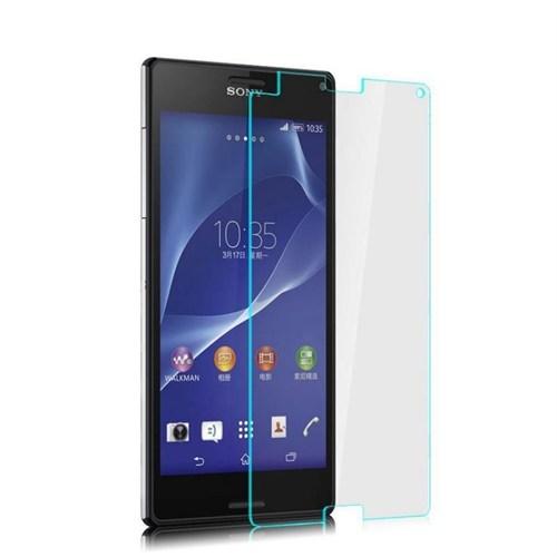 Teleplus Sony Xperia Z3 Mini Cam Ekran Koruyucu Film