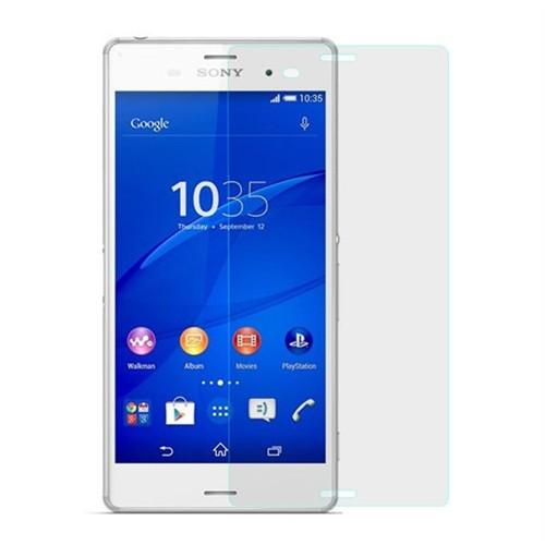 Teleplus Sony Xperia Z4 Şeffaf Ekran Koruyucu Film
