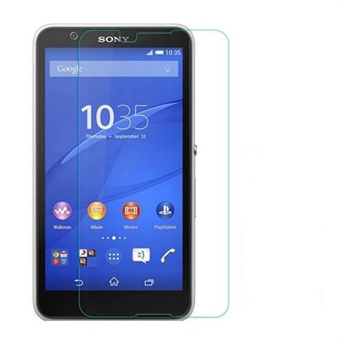 Teleplus Sony Xperia E4g Temperli Kırılmaz Cam Ekran Koruyucu