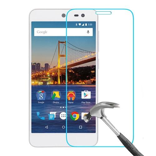 Android One 4G Temperli Kırılmaz Cam Ekran Koruyucu