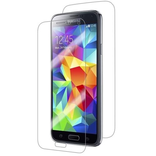 Teleplus Samsung Galaxy S5 Full Body Ön + Arka Ekran Koruyucu