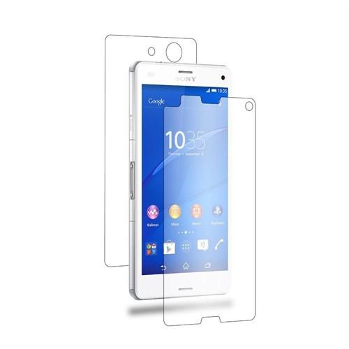 Teleplus Sony Xperia Z3 Mini Full Body Ön + Arka Ekran Koruyucu