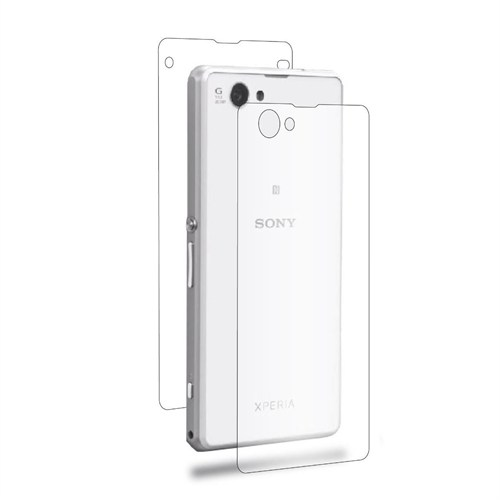 Teleplus Sony Xperia Z1 Mini Full Body Ön + Arka Ekran Koruyucu