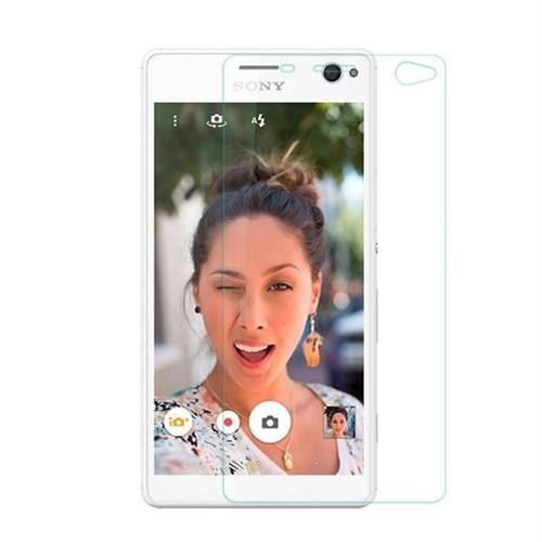 Teleplus Sony Xperia C4 Temperli Kırılmaz Cam Ekran Koruyucu