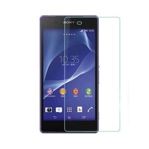 Teleplus Sony Xperia Z2 Temperli Kırılmaz Cam Ekran Koruyucu