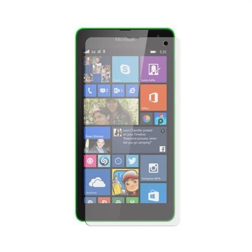 Teleplus Nokia Lumia 535 Ekran Koruyucu Film