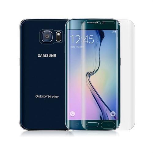 Teleplus Galaxy S6 Edge Full Body Ekran Koruyucu Ön + Arka