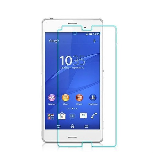 Teleplus Sony Xperia Z3 Temperli Kırılmaz Cam Ekran Koruyucu