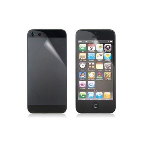 Teleplus İphone 5S Ön Ve Arka Ekran Koruyucu Film