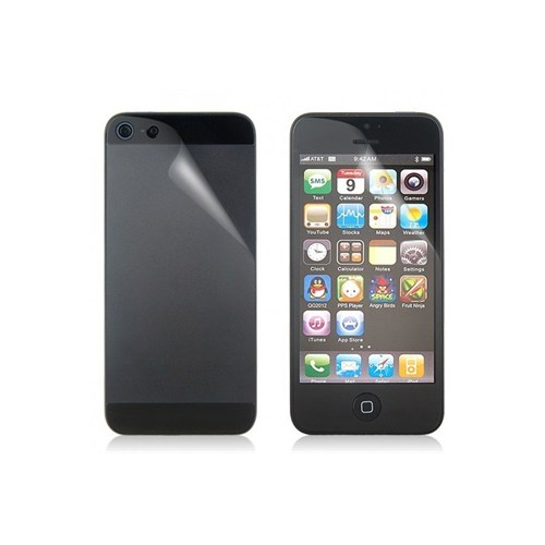 Teleplus İphone 5 Ön Ve Arka Ekran Koruyucu Film