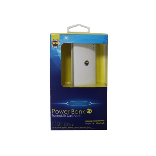 Fenerium Power Bank-5200 Mah. Byz