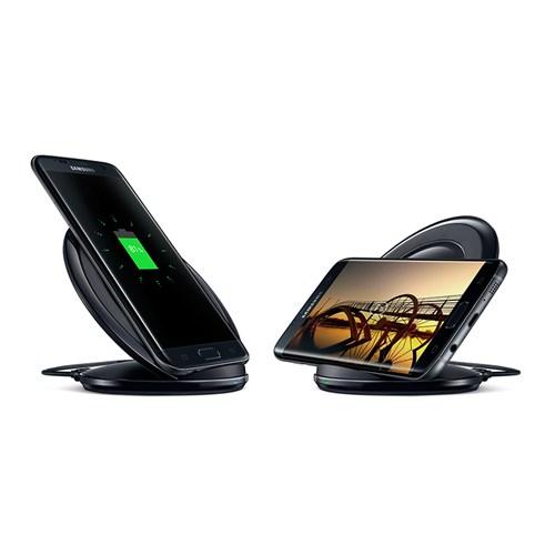 Samsung Kablosuz Hızlı Şarj Standı Siyah EP-NG930BBEGWW (Samsung Türkiye Garantili)