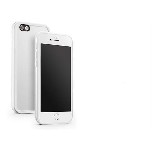 CaseCrown Apple iPhone 6/6S Su Geçirmez Kılıf Beyaz
