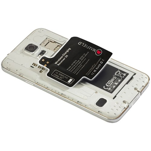 Maxfıeld Wıreless Chargıng Receıver S5