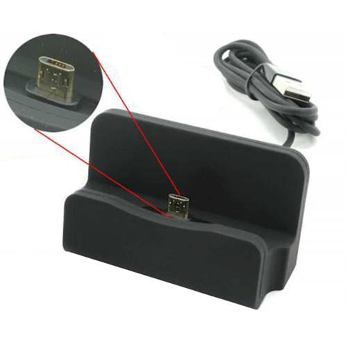 Microsace Masaüstü Micro Usb Dock Data Şarj Standı