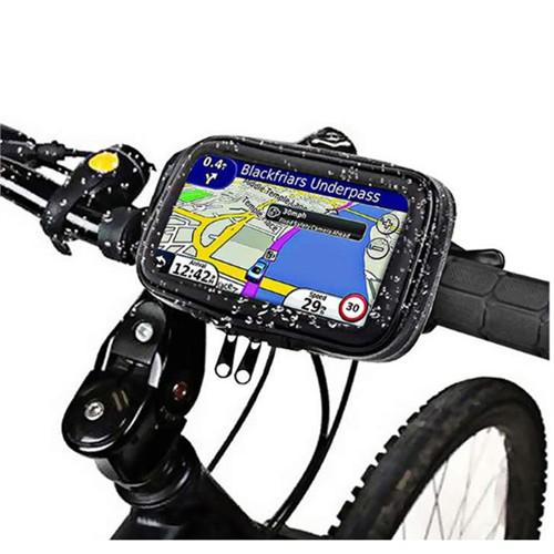 "Microcase Su Geçirmez 4.7"" Universal Moto Bisiklet Tutucu"