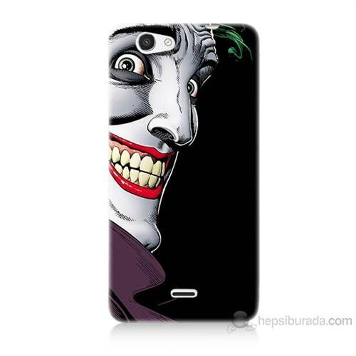 Teknomeg Casper Via V8C Joker Baskılı Silikon Kılıf